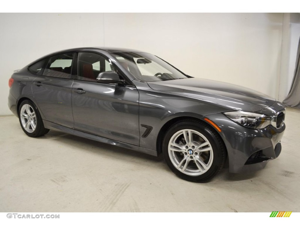 Mineral Grey Metallic 2014 Bmw 3 Series 328i Xdrive Gran