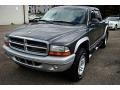 2004 Graphite Metallic Dodge Dakota SLT Quad Cab 4x4  photo #4