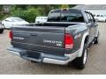 2004 Graphite Metallic Dodge Dakota SLT Quad Cab 4x4  photo #12