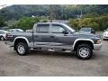 2004 Graphite Metallic Dodge Dakota SLT Quad Cab 4x4  photo #15