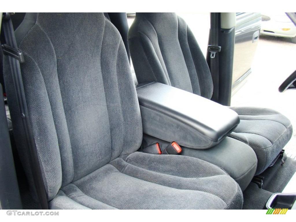 2004 Dakota SLT Quad Cab 4x4 - Graphite Metallic / Dark Slate Gray photo #27