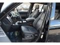 Ebony Front Seat Photo for 2013 Land Rover Range Rover #86348483