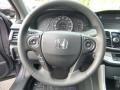 Black Steering Wheel Photo for 2014 Honda Accord #86352214