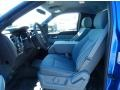 Blue Flame Metallic - F150 STX Regular Cab 4x4 Photo No. 6