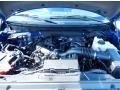 Blue Flame Metallic - F150 STX Regular Cab 4x4 Photo No. 10