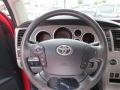 Graphite Gray Steering Wheel Photo for 2011 Toyota Tundra #86361408