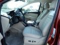 2014 Sunset Ford Escape Titanium 1.6L EcoBoost  photo #6
