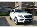 Diamond White Metallic - ML 350 BlueTEC 4Matic Photo No. 1