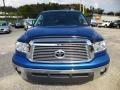 2008 Blue Streak Metallic Toyota Tundra TRD CrewMax 4x4  photo #2
