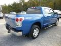 2008 Blue Streak Metallic Toyota Tundra TRD CrewMax 4x4  photo #7