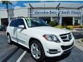 Polar White 2013 Mercedes-Benz GLK 350