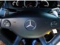 Controls of 2008 CL 63 AMG