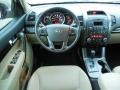 Beige Dashboard Photo for 2011 Kia Sorento #86395293