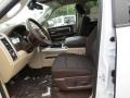 Canyon Brown/Light Frost Beige Interior Photo for 2014 Ram 1500 #86402246