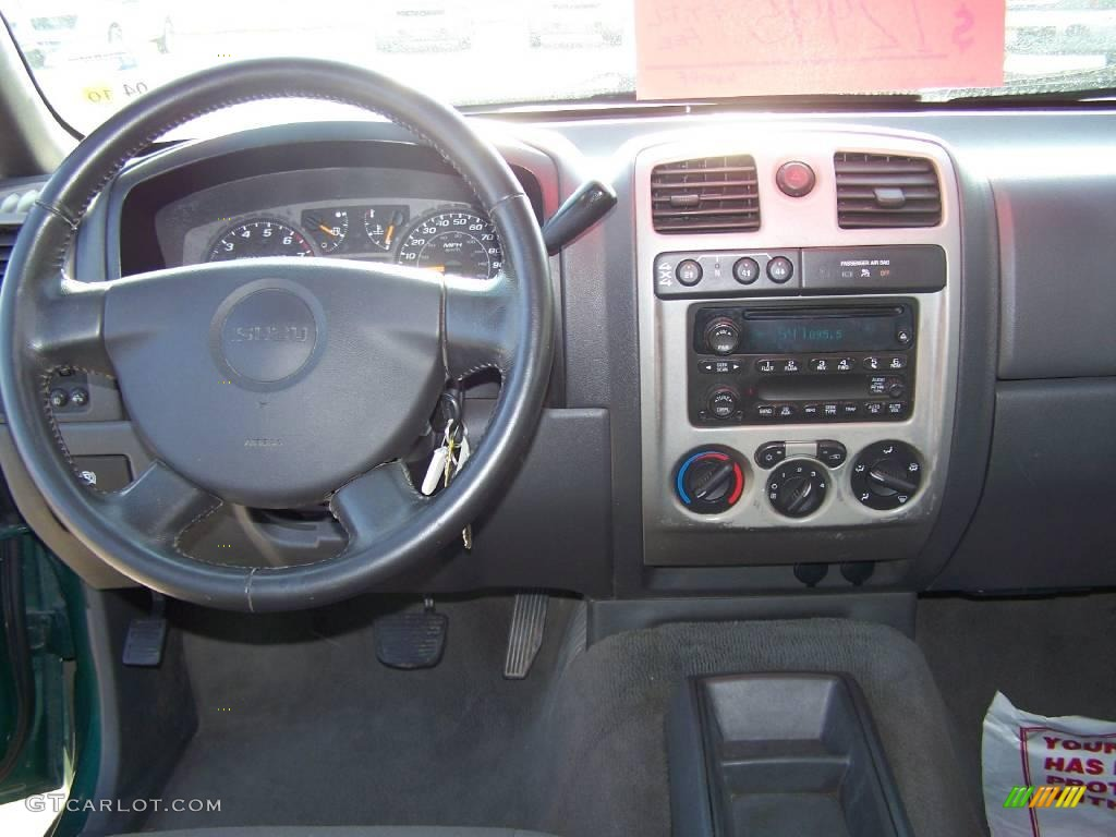 2006 i series truck i 350 ls crew cab 4x4 woodland green metallic