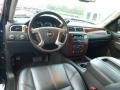 2011 Imperial Blue Metallic Chevrolet Silverado 1500 LTZ Crew Cab 4x4  photo #12