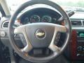 2011 Imperial Blue Metallic Chevrolet Silverado 1500 LTZ Crew Cab 4x4  photo #16
