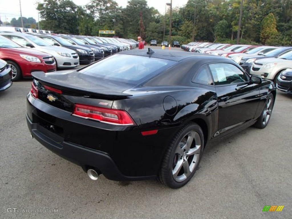 Black 2014 Chevrolet Camaro Ss Rs Coupe Exterior Photo 86426867 Gtcarlot Com