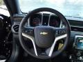 Black Steering Wheel Photo for 2014 Chevrolet Camaro #86427173
