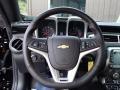 Black Steering Wheel Photo for 2014 Chevrolet Camaro #86428082