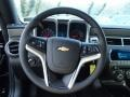 Black Steering Wheel Photo for 2014 Chevrolet Camaro #86428538