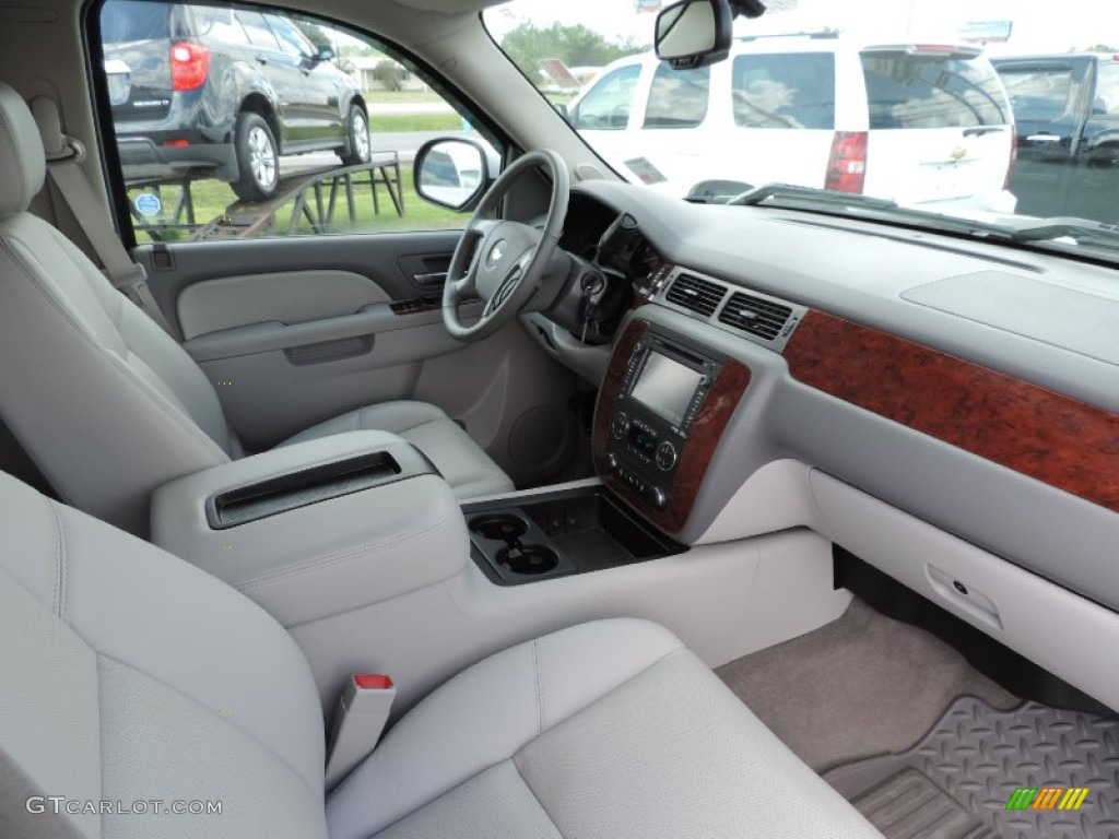 2013 Chevrolet Silverado 1500 LTZ Crew Cab 4x4 Front Seat Photos