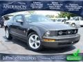2008 Alloy Metallic Ford Mustang V6 Premium Coupe #86451318