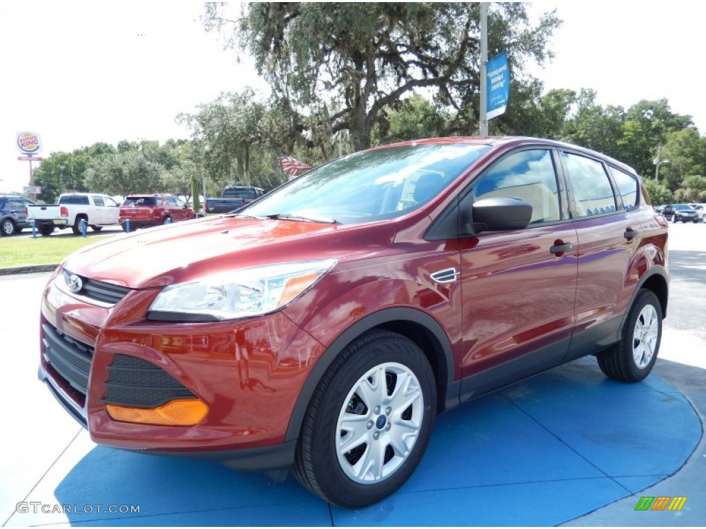 Sunset 2014 Ford Escape S Exterior Photo 86458992