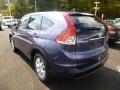 2014 Twilight Blue Metallic Honda CR-V EX AWD  photo #5