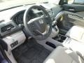 2014 Twilight Blue Metallic Honda CR-V EX AWD  photo #15