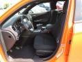 Black 2014 Dodge Charger Interiors