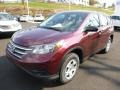Basque Red Pearl II 2014 Honda CR-V Gallery