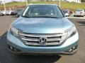2014 Mountain Air Metallic Honda CR-V EX-L AWD  photo #8