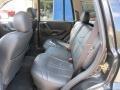 Dark Slate Gray 2004 Jeep Grand Cherokee Interiors