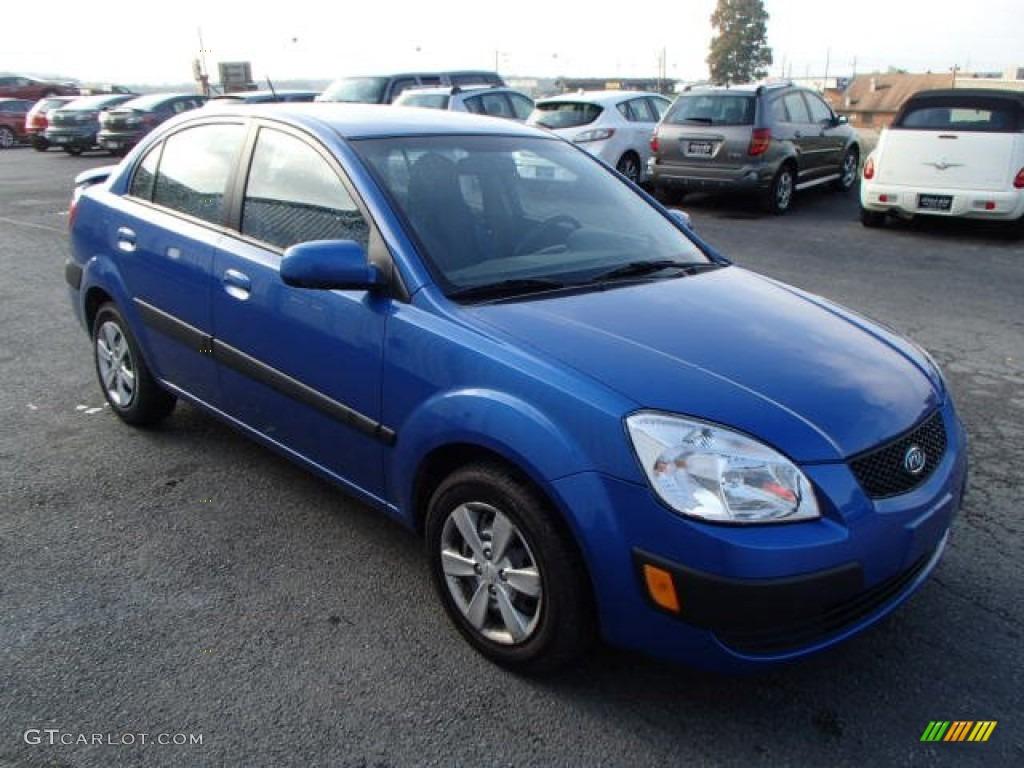 2009 kia rio lx sedan exterior photos gtcarlot com