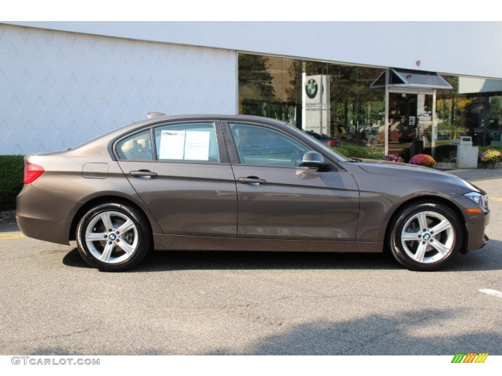 mojave brown metallic 2013 bmw 3 series 328i xdrive sedan. Black Bedroom Furniture Sets. Home Design Ideas