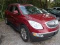 2008 Red Jewel Buick Enclave CXL AWD #86450567