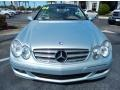 Diamond Silver Metallic - CLK 350 Cabriolet Photo No. 2