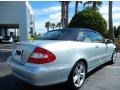 Diamond Silver Metallic - CLK 350 Cabriolet Photo No. 7