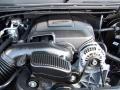 2013 Black Chevrolet Silverado 1500 LTZ Extended Cab 4x4  photo #6