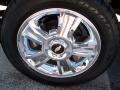 2013 Black Chevrolet Silverado 1500 LTZ Extended Cab 4x4  photo #7