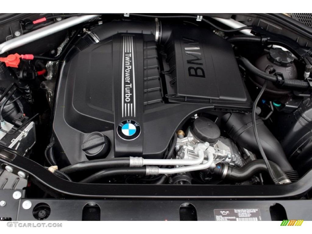 2013 bmw x3 xdrive 35i engine photos
