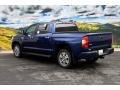 2014 Blue Ribbon Metallic Toyota Tundra Platinum Crewmax 4x4  photo #3