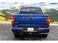 2014 Blue Ribbon Metallic Toyota Tundra Platinum Crewmax 4x4  photo #4