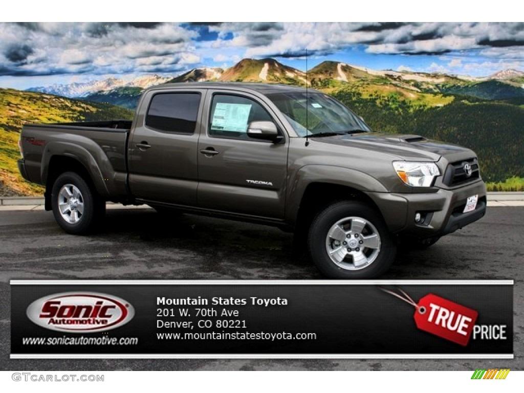 Pyrite Mica Toyota Tacoma