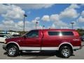2003 F150 XLT Regular Cab 4x4 Toreador Red Metallic