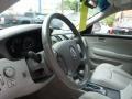 2008 Cadillac DTS Titanium/Dark Titanium Interior Steering Wheel Photo