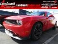 2013 TorRed Dodge Challenger SRT8 Core  photo #1
