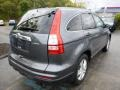 2011 Polished Metal Metallic Honda CR-V EX 4WD  photo #5
