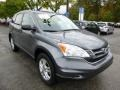 2011 Polished Metal Metallic Honda CR-V EX 4WD  photo #7